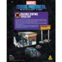 AMG Marvel Crashed Sentinel Terrain Expansion 2