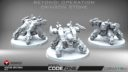 Corvus Belli Freak Wars '21 Infinity Previews 11