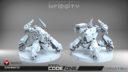 Corvus Belli Freak Wars '21 Infinity Previews 14