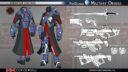 Corvus Belli Freak Wars '21 Infinity Previews 21