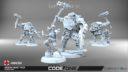Corvus Belli Freak Wars '21 Infinity Previews 52