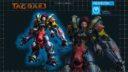 Corvus Belli Freak Wars '21 Infinity Previews 58