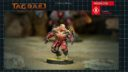 Corvus Belli Freak Wars '21 Infinity Previews 68