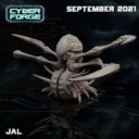 Cyber Forge September Patreon Preview 10
