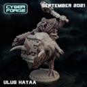 Cyber Forge September Patreon Preview 13
