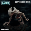 Cyber Forge September Patreon Preview 18