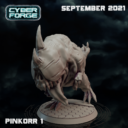 Cyber Forge September Patreon Preview 7