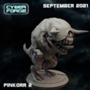Cyber Forge September Patreon Preview 8