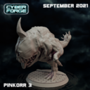 Cyber Forge September Patreon Preview 9