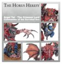 Forge World Argel Tal – The Crimson Lord, Commander Of The Serrated Sun 2