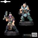 Games Workshop Gen Con – A New Gang Of Outlaws Revealed For Necromunda 3