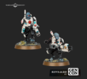 Games Workshop Gen Con – T'au Pathfinders Rumble With All New Novitiate Sisters In The First Kill Team Expansion 10