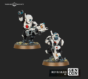 Games Workshop Gen Con – T'au Pathfinders Rumble With All New Novitiate Sisters In The First Kill Team Expansion 11