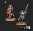 Games Workshop Gen Con – T'au Pathfinders Rumble With All New Novitiate Sisters In The First Kill Team Expansion 4
