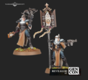 Games Workshop Gen Con – T'au Pathfinders Rumble With All New Novitiate Sisters In The First Kill Team Expansion 5