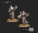 Games Workshop Gen Con – T'au Pathfinders Rumble With All New Novitiate Sisters In The First Kill Team Expansion 6