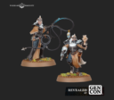 Games Workshop Gen Con – T'au Pathfinders Rumble With All New Novitiate Sisters In The First Kill Team Expansion 7