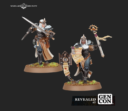 Games Workshop Gen Con – T'au Pathfinders Rumble With All New Novitiate Sisters In The First Kill Team Expansion 8