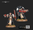 Games Workshop Gen Con – The Black Templars Are Back With A Crusading New Army Set 6