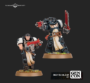 Games Workshop Gen Con – The Black Templars Are Back With A Crusading New Army Set 7
