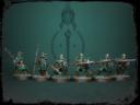 HM Hammerin Miniatures High Kingdom Spearmen 1