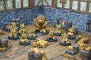 HM Hayland Terrain Mimic Sacks Kickstarter 7