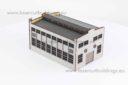 Lasercut Buildings Factory Scale 15:1 100, 20mm : 1 72 76, 28mm : 1 56 Prepaint Version 1