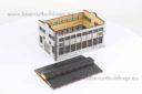 Lasercut Buildings Factory Scale 15:1 100, 20mm : 1 72 76, 28mm : 1 56 Prepaint Version 3
