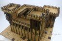 Lasercut Buildings Gothic Monastery Modular System 28mm : 1 56 2