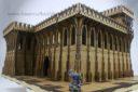 Lasercut Buildings Gothic Monastery Modular System 28mm : 1 56 4