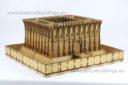 Lasercut Buildings Gothic Monastery Modular System 28mm : 1 56 8