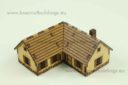 Lasercut Buildings New Houses In A Scale Of 15mm : 1 100 5