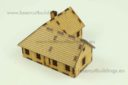 Lasercut Buildings New Houses In A Scale Of 15mm : 1 100 8