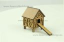Lasercut Buildings New Items In 15mm : 20mm : 28mm Scales 3