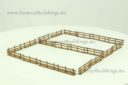 Lasercut Buildings New Items In 15mm : 20mm : 28mm Scales 8