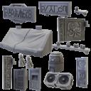 MG Battlezone Street Accessories 2