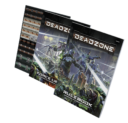 MG Deadzone 3rd Edition Rulebooks And Counter Sheet Pack 1