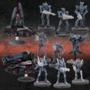 MG Deadzone Asterian War Clade Starter