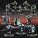 MG Deadzone Enforcer Insurgence Protocol Starter