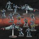 MG Deadzone Enforcer Strike Protocol Starter
