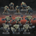 MG Deadzone Forge Father Hold Warriors Starter
