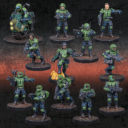 MG Deadzone GCPS Recon Squad Starter