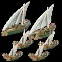 MG Elf Booster Fleet 1