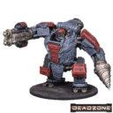 MG Mantic Deadzone Forge Fathers Artificers Juggernaut 1