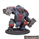 MG Mantic Deadzone Forge Fathers Artificers Juggernaut 2