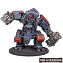 MG Mantic Deadzone Forge Fathers Artificers Juggernaut 3