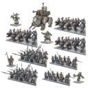 Mantic Halfling Mega Army 12