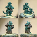 Oathsworn Miniatures Burrows & Badgers Preview 5