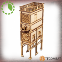 TTCombat ModularTorredell Orologio 01