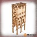 TTCombat ModularTorredell Orologio 04